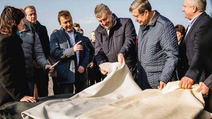 Александр Богомаз высказался о брянском производстве для «мерседесов»