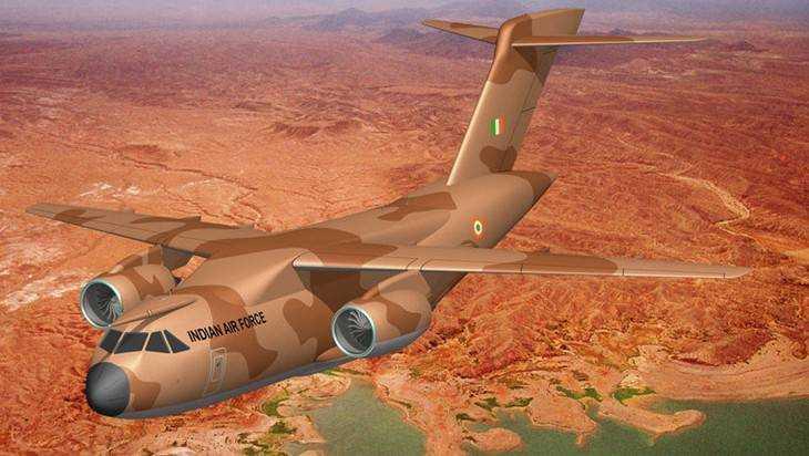 ВС России закупят самолеты Ил-276