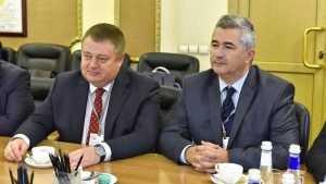 Брянский губернатор встретился с гостями Славянского форума