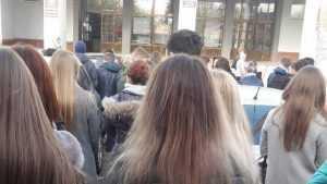 В Брянске технический университет эвакуировали из-за угрозы взрыва
