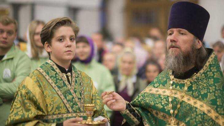 В канун празднования Собора Брянских Святых прошло всенощное бдение