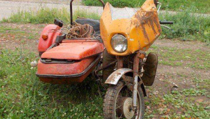В Брянске 21-летний автомобилист перевернул мотоцикл и ранил женщину