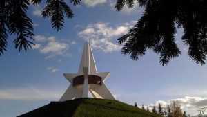 В Брянске Кургану Бессмертия угрожает опасность