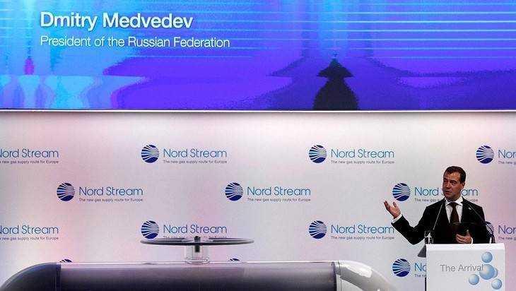 Газопровод под «Северный поток-2» построят в Европе к 2020 году