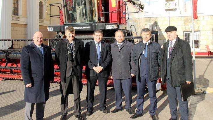 Техника «Брянсксельмаш» впечатлила участников Славянского экономического форума