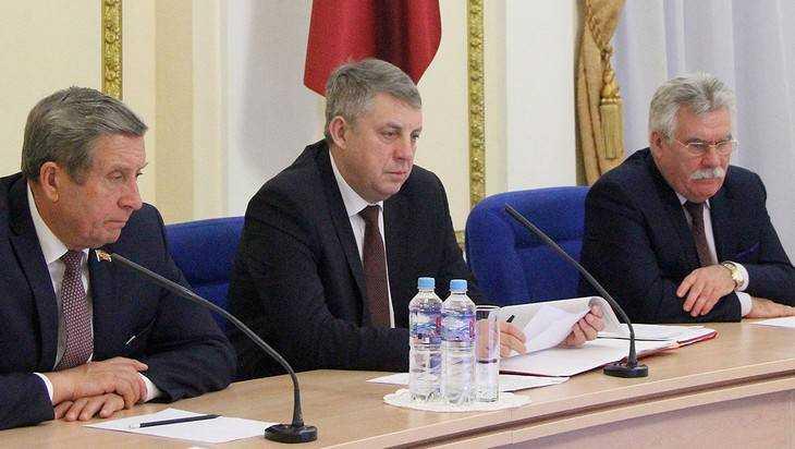 Брянский губернатор назвал самую высокооплачиваемую специальность