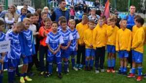 Брянская область получила от Путина миллион рублей на детский футбол