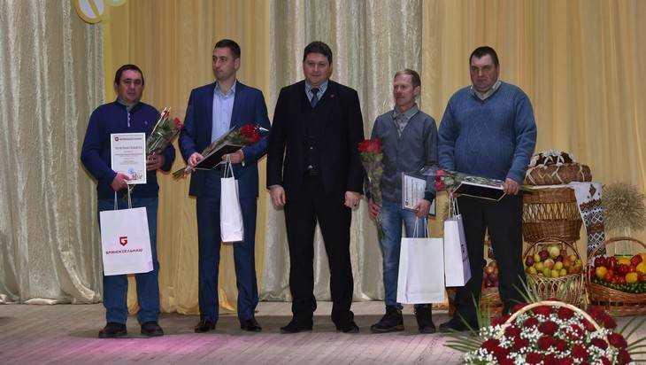 Лучшие труженики брянских полей получили награды от завода «Брянсксельмаш»