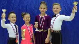 Брянские танцоры завоевали «золото» и «серебро» в Смоленске