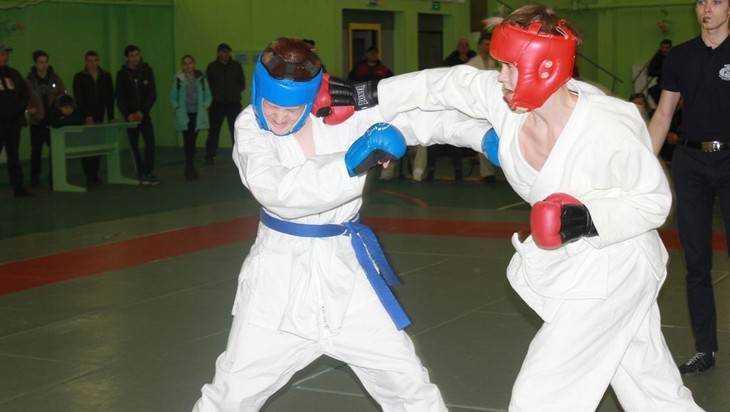 В Стародубе Брянской области завершилось сражение бойцов и борцов