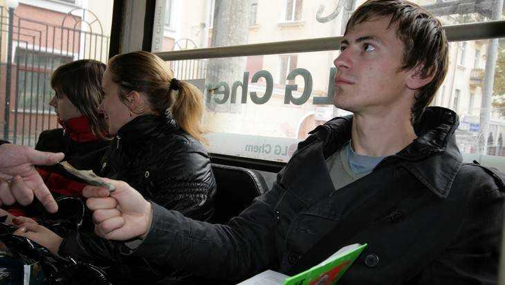 Орел обогнал Брянск по стоимости проезда на 1 рубль