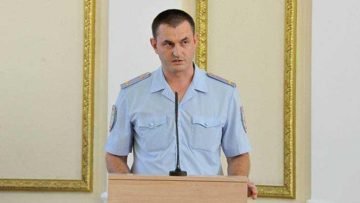 Заместителя начальника брянского УГИБДД Лепетюху оставили  под стражей