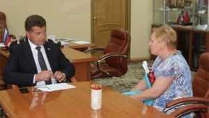 Глава Брянска и его заместители выслушают горожан 9, 16 и 23 ноября