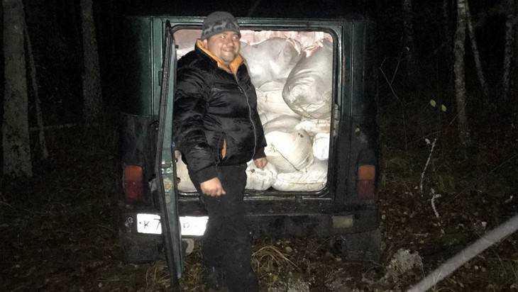 Украинцы забросили в Брянскую область вместе с мясом чуму