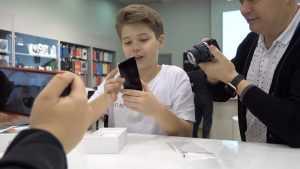 Брянские шутники стали предлагать iPhone X за 130 тысяч рублей
