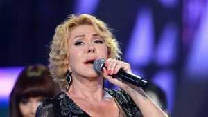 В Брянске 6 ноября на сцене «Дружбы» выступит Любовь Успенская
