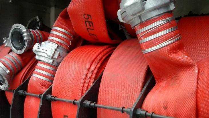 В Дятькове из-за пожара эвакуировали 20 жильцов многоэтажки