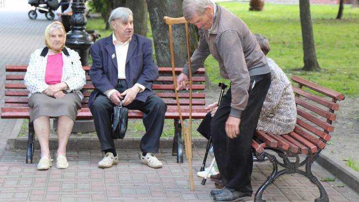 Президент Путин поздравил с днем рождения 170 брянских долгожителей