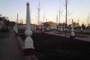 Градоначальник Брянска потребовал расчистить дорогу к детсаду «Золотая рыбка»