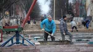 В Брянске новая лестница на бульваре Гагарина прослужит 300 лет