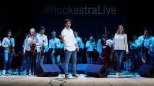 Брянск в ожидании симфонического рок-шоу RockestraLive