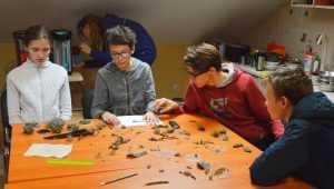 Московские школьники изучили заповедник «Брянский лес»
