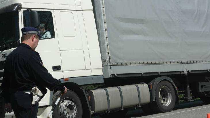 В Почепе водитель фуры DAF погубил на переходе 53-летнюю женщину