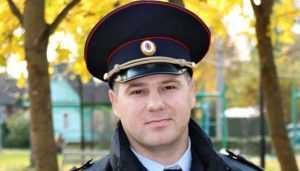 Брянщину на конкурсе «Народный участковый» представит полицейский-барабанщик