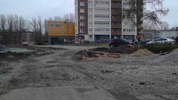 С 10 ноября закроют поворот с Авиационной на улицу Романа Брянского