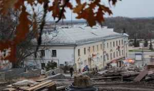 В Брянске предложили 700 тысяч желающим поработать на бульваре Гагарина
