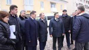 Мэра Пензы удивила стройка на бульваре Гагарина Брянска
