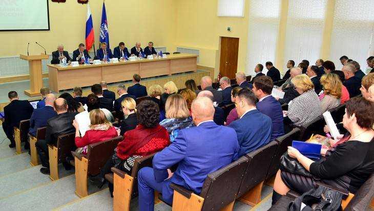 Региональный форум «Единой России» пройдет в Брянске в начале декабря