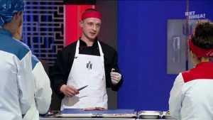 Брянец Шпаков на «Адской кухне» показал, как разделывать морских гадов