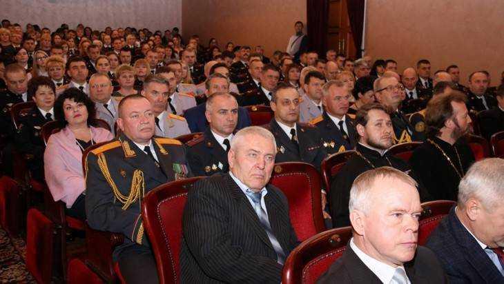 Брянская полиция отпраздновала 100-летие органов внутренних дел