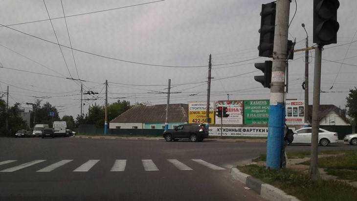 Власти Брянска разработали проект расширения дороги на Городище