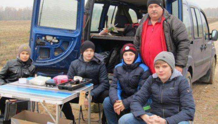 Брянские ракетомоделисты удивили белорусов