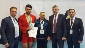 Чемпион мира Артем Осипенко поблагодарил брянцев за поддержку в Сочи