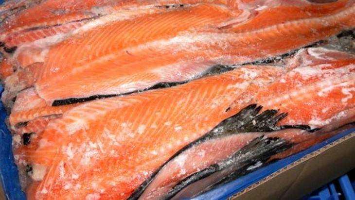 Брянцы вернули в Норвегию 37 тонн лосося для Казахстана