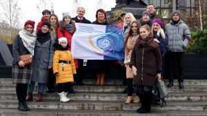 Делегация Брянского дворца Гагарина побывала в московском Кремле