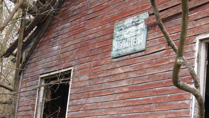 Чернобыльские дома в Брянской области подверглись разграблению