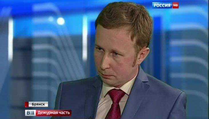 Журналиста ГТРК «Брянск» Игоря Довидовича наградили в Москве