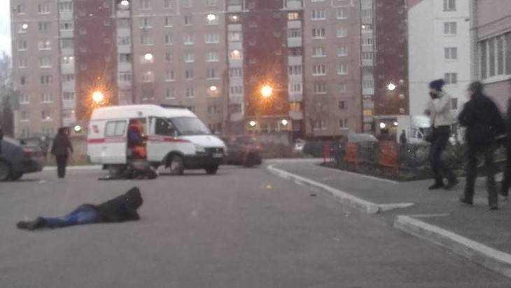 Полиция установили личности троих стрелявших в Брянске на Литейной