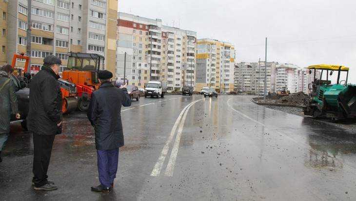 Власти Брянска сорвали задание губернатора достроить объездную дорогу