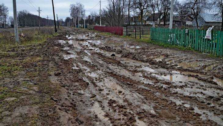Фото дороги в Дубровке потрясли пользователей сети