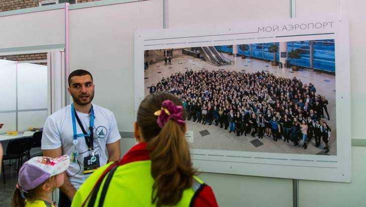 Брянские студенты будут работать в аэропорту «Домодедово»