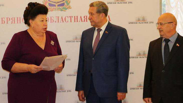 Бизнес-депутаты приняли бюджет Брянской области для беглого просмотра