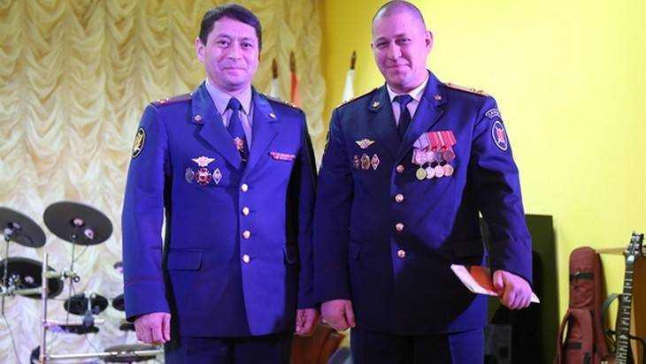 Спецназ Брянского УФСИН отпраздновал 27-летие со дня образования