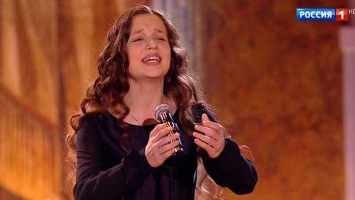 Брянская певица Юлия Малинова вышла в финал «Синей птицы»