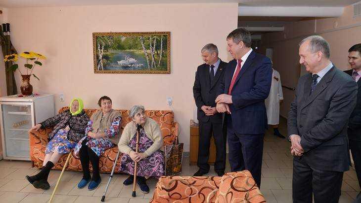 Брянские власти оценили безопасность и условия проживания в интернатах