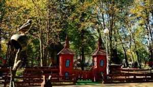 Брянский создатель сказки в парке «Юность» пригрозил снести скульптуры